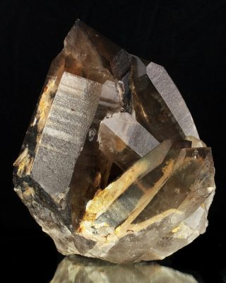 Citrine Smoky Quartz