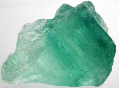 Hình: đá fluorit dạng thô