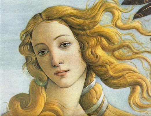 Nữ thần Venus – Ảnh minh họa
