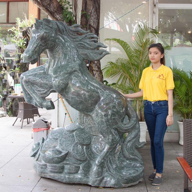 5 Ý Nghĩa Của Tượng Ngựa Phong Thủy