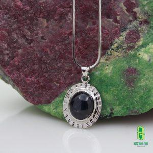Mặt dây chuyền đá Sapphire
