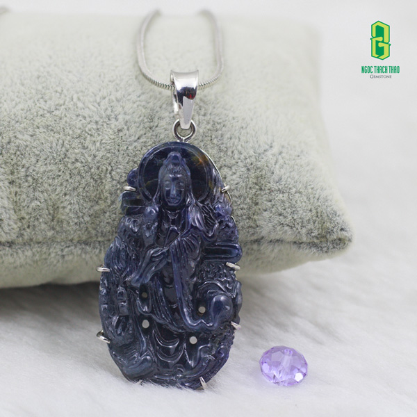 Tác dụng chữa bệnh của đá Sapphire