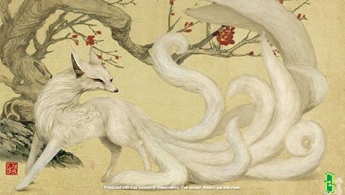 Truyền thuyết về Hồ Ly - Cửu Vĩ Thiên Hồ - Hồ ly thạch anh hồng