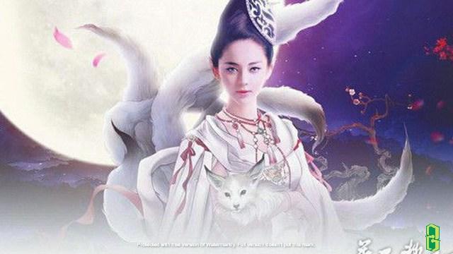 Yêu hồ đát kỷ - Hồ ly tinh biểu tượng phim ảnh Trung Hoa - hồ ly thạch anh hồng