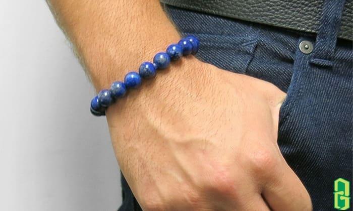 Vòng tay đá lapis lazuli trong phong thủy