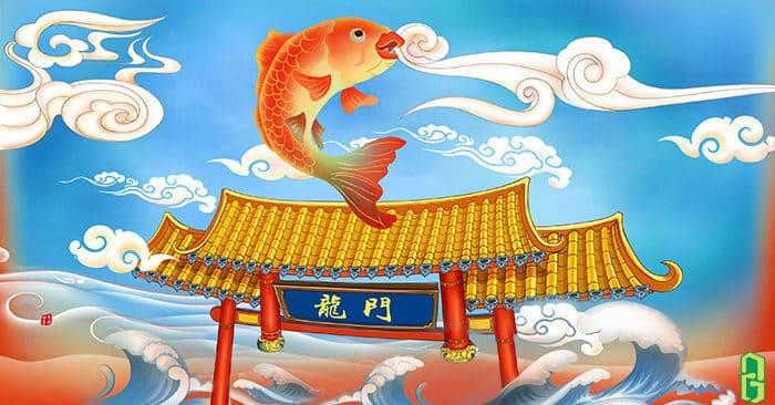 Truyền Thuyết Về Cá Chép Phong Thủy🐟