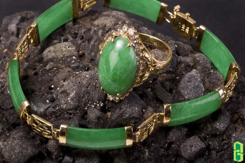 Tác dụng của ngọc jade với sức khỏe
