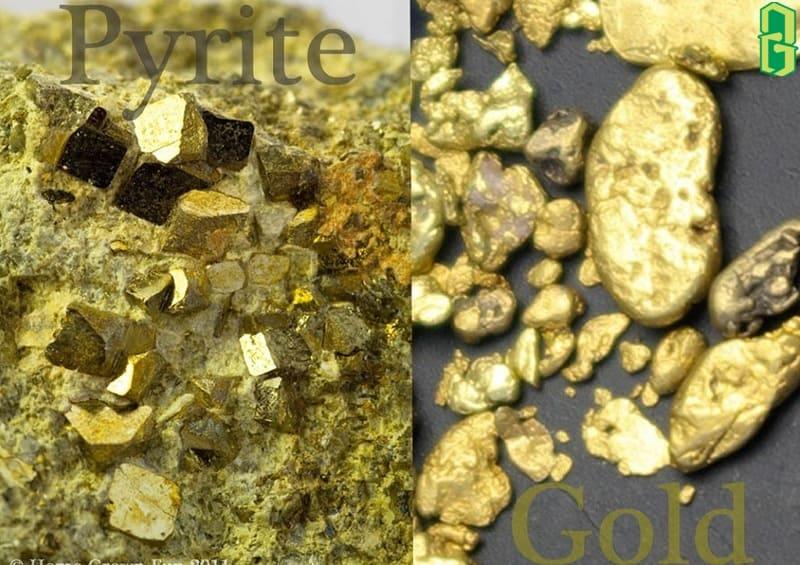 Cách Phân Biệt Vàng Găm Và Vàng Thật