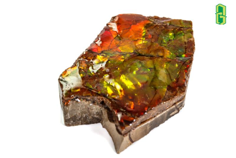 Cách nhận biết đá ammolite thật và giả