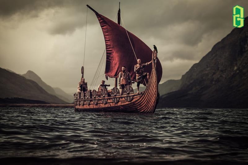 Người Viking sử dụng iolite để xác định phương hướng khi ra khơi