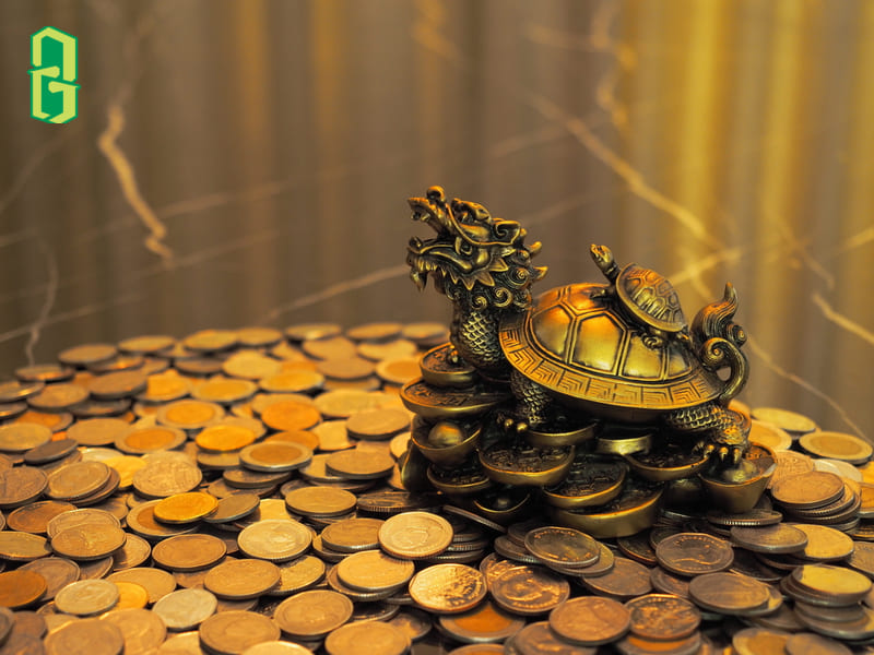 Ý Nghĩa Phong Thủy Của Rùa Đầu Rồng