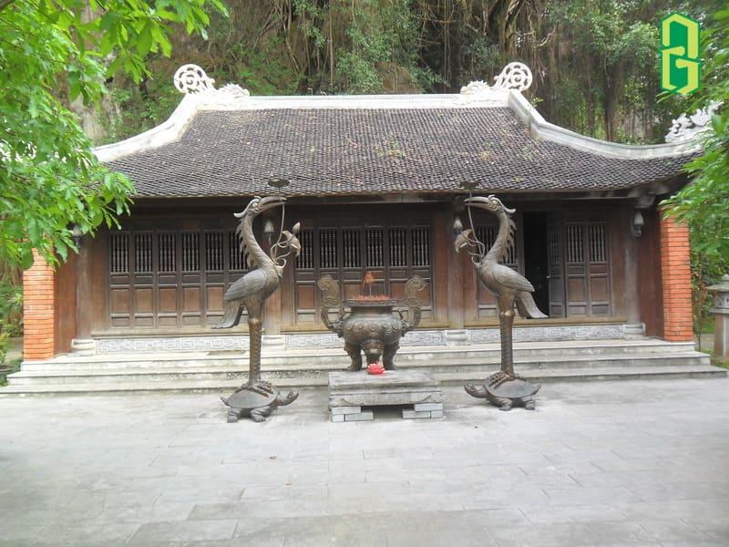 Biểu Tượng Chim Hạc Ở Việt Nam